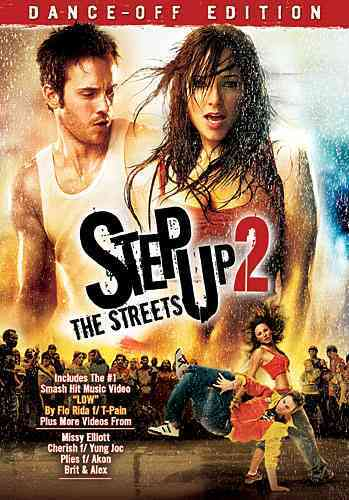 STEP UP 2 BY EVIGAN,BRIANA (DVD)